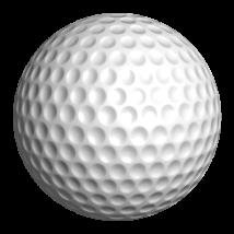 ゴルフ-ボール-イラスト