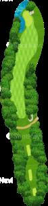 オーガスタナショナルゴルフクラブ 11番ホール