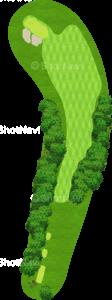 オーガスタナショナルゴルフクラブ 1番ホールオーガスタナショナルゴルフクラブ 9番ホール