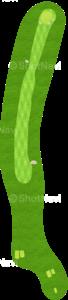 ロイヤルトゥルーンゴルフクラブ オールドコース 4番ホール