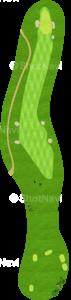 ロイヤルトゥルーンゴルフクラブ オールドコース 7番ホール