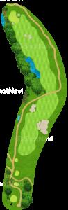ハーバーショアーズゴルフクラブ 9番ホール