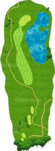 JFE瀬戸内海ゴルフ倶楽部 15番ホール