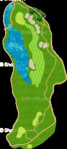 JFE瀬戸内海ゴルフ倶楽部 7番ホール