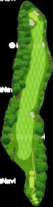 鳴尾ゴルフ倶楽部 7番ホール