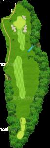 サミットゴルフクラブ 5番ホール