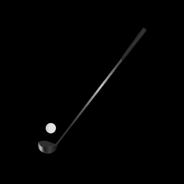 ゴルフ-クラブ-ドライバー-イラスト